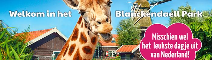 Teamsponsor Blanckendaell Park