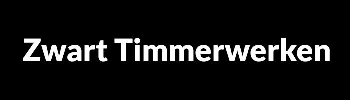 Teamsponsor Zwart Timmerwerken